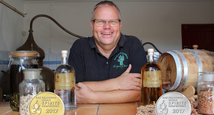Cadushy Distillery wint Zilver en Gouden Medailles bij World Spirit Competition