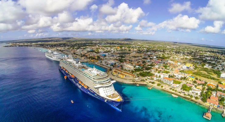 Cruisehoogseizoen afgesloten met viering