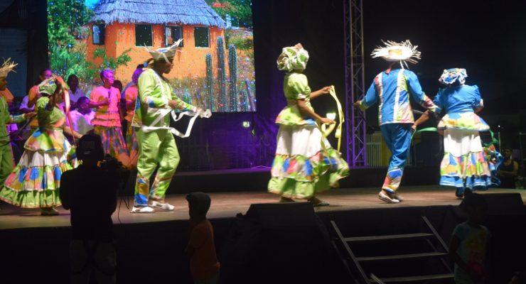 Bonaire oefent voor Cuba-show