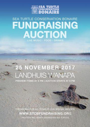 Sea Turtle Conservation Veiling @ Landhuis Wanapa | Kralendijk | Bonaire | Caribisch Nederland