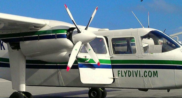 Divi Divi Air schaft twee Twin Otter vliegtuigen aan
