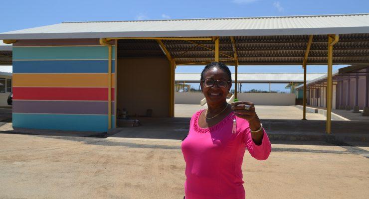 Oplevering gerenoveerde Kolegio Rayo di Solo Bonaire