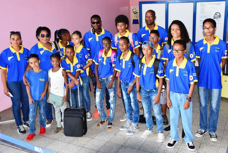 Atletiekvereniging SV. Athene naar Curaçao voor wedstrijden