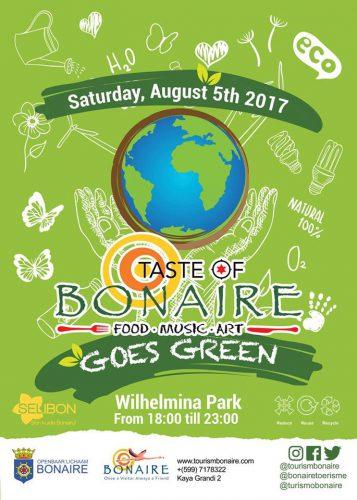Taste of Bonaire @ Wilhelminapark | Kralendijk | Bonaire | Caribisch Nederland