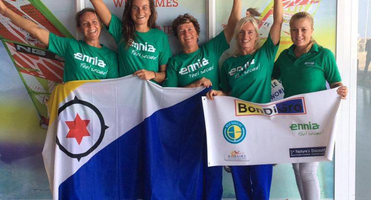 Deelname Bonaire aan FINA Wereldkampioenschappen masters zwemmen
