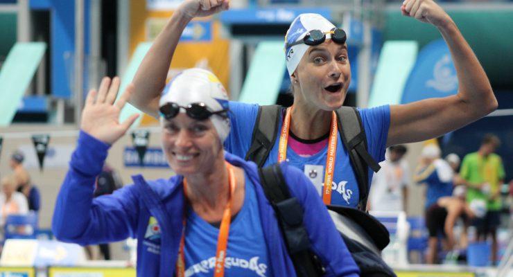 Verslag laatste dagen FINA Wereldkampioenschappen Masters zwemmen