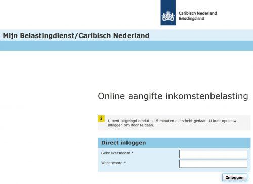 Online Aangifte