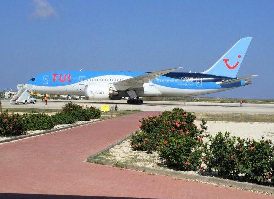 Tui vliegt winterseizoen vier keer per week naar Bonaire