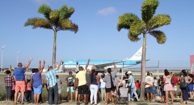 Studenten uit Caribisch Nederland veilig aangekomen in Nederland