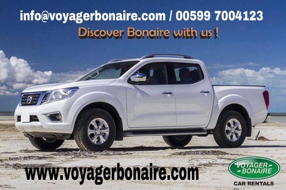 Voyager Bonaire Car Rental en Tours