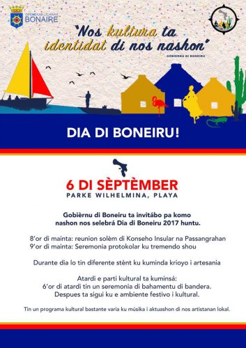 Dia di Boneiru @ Wilhelminapark | Kralendijk | Bonaire | Caribisch Nederland