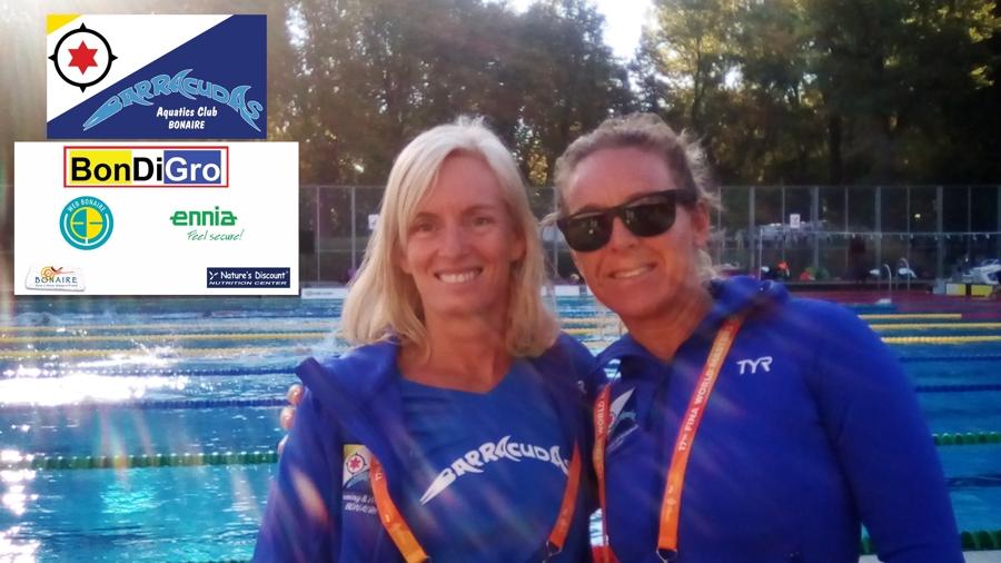 Update dag drie en vier Masters zwemsters in Budapest