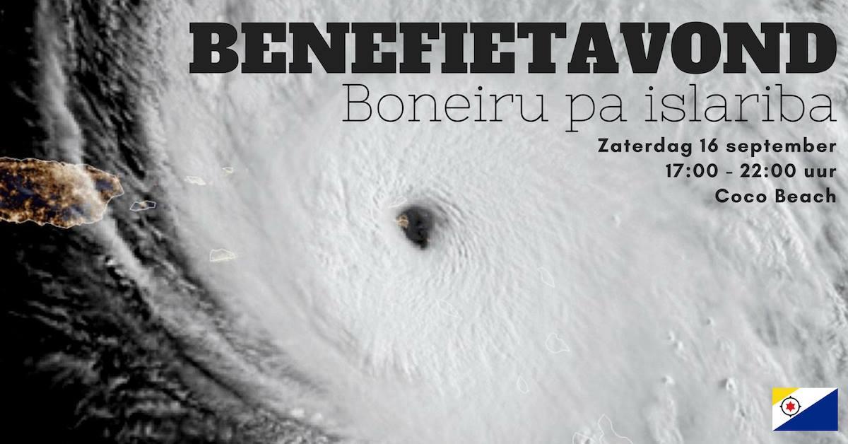 Bonaire voor de bovenwinden