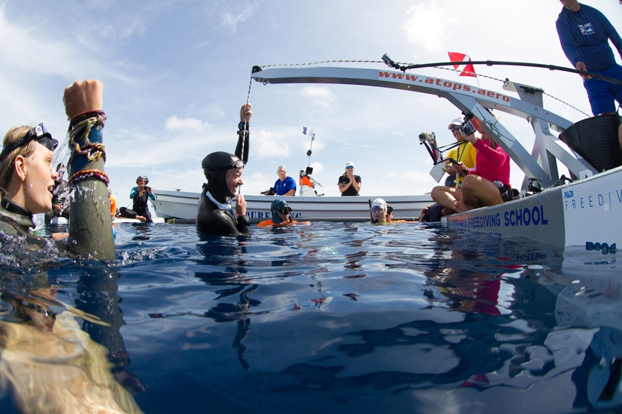 Bonaire Deepsea Challenge and Caribbean Mermaid Festival