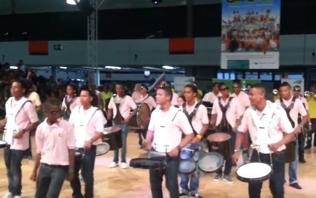 Muzieklessen voor de jeugd van Bonaire van start