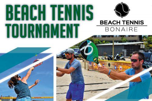 Beach Tennis Weekend Toernooi @ Coco Beach