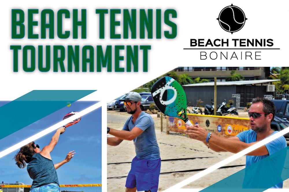 Beach Tennis Weekend Toernooi