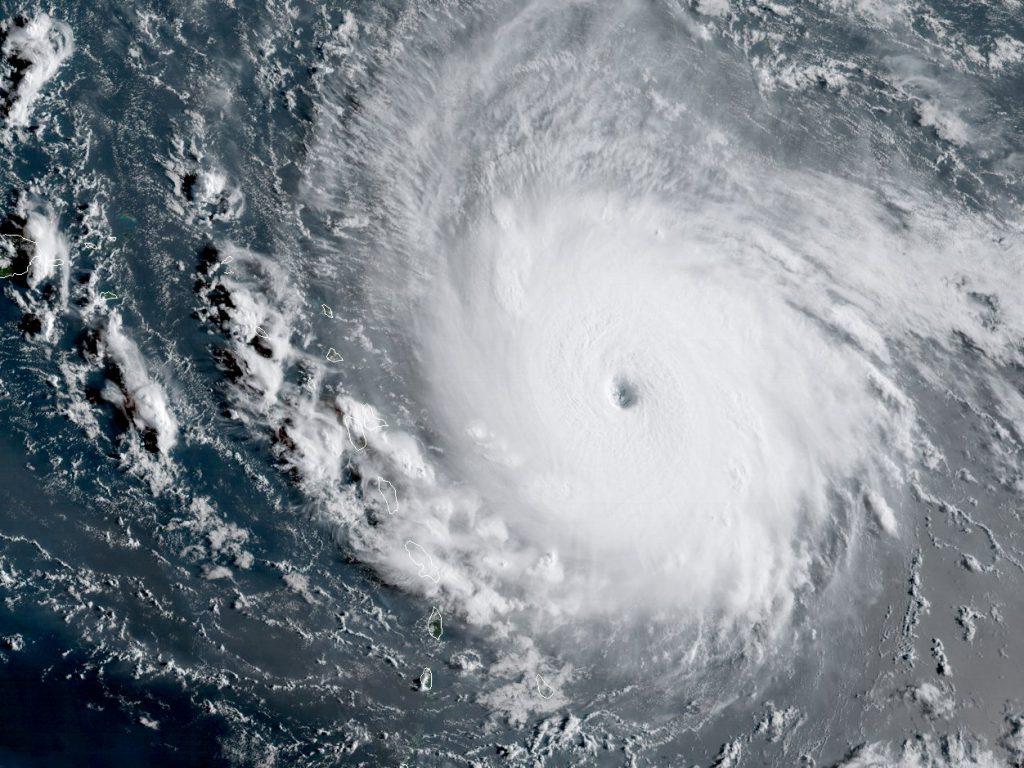 UNICEF: Meer dan 10 miljoen kinderen leven in landen bedreigd door orkaan Irma
