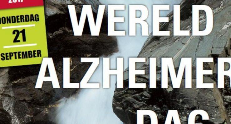 Wereld Alzheimer dag 21 september 2017