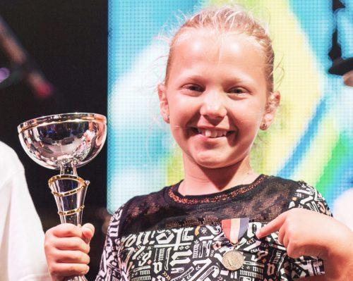 Speciale Regatta voor meisje van 10 jaar