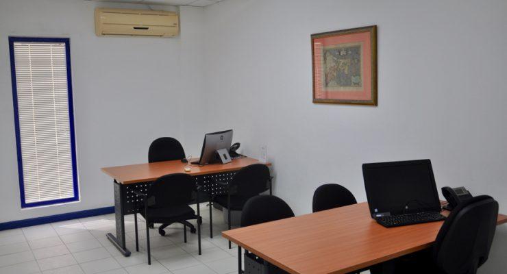 Flexwerken en tijdelijk kantoor ruimte huren op Bonaire