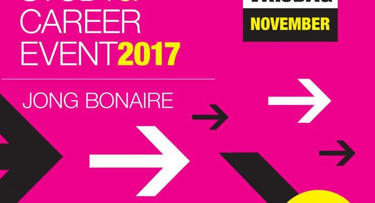 Study & Career Event Bonaire op 10 november 2017