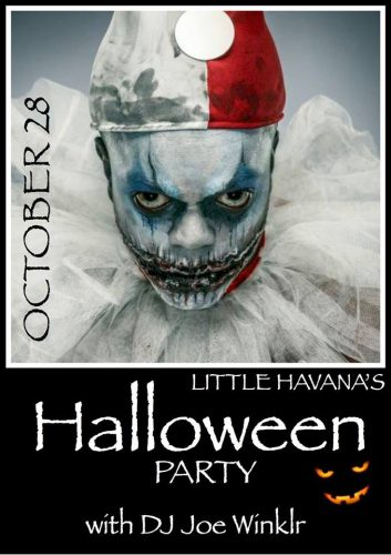 Halloween Party @ Little Havana | Kralendijk | Bonaire | Caribisch Nederland