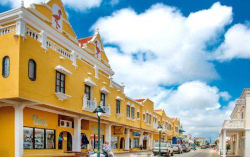 Christmas Shopping Night @ Kralendijk | Bonaire | Caribisch Nederland