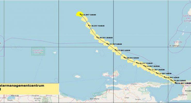 Olievervuiling vormt geen gevaar voor Bonaire
