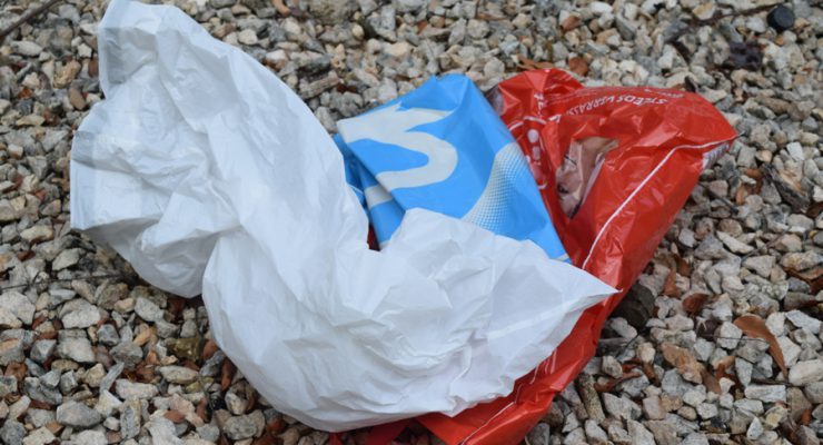 Daisy Coffie (MPB) pleit voor verbod op plastic tasjes