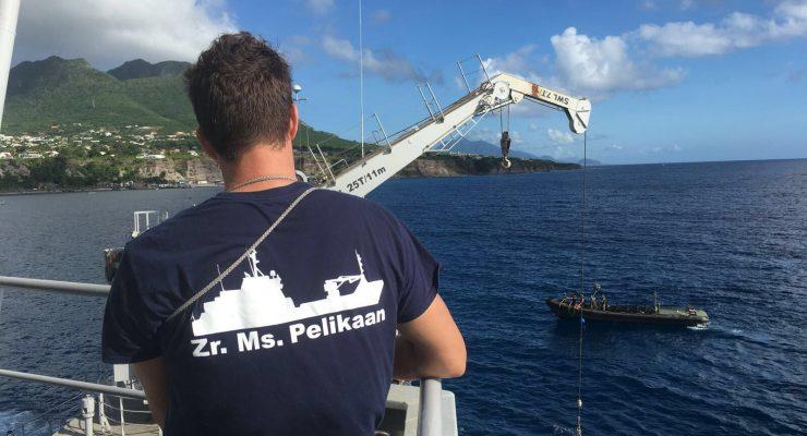 6 nieuwe meerboeien voor St. Eustatius