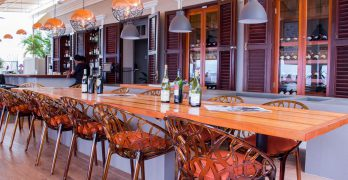 Make-over voor Restaurant It Rains Fishes