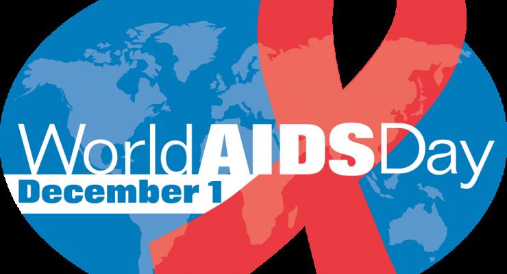 Wereld Aidsdag 01 december 2017 : Laten we HIV
