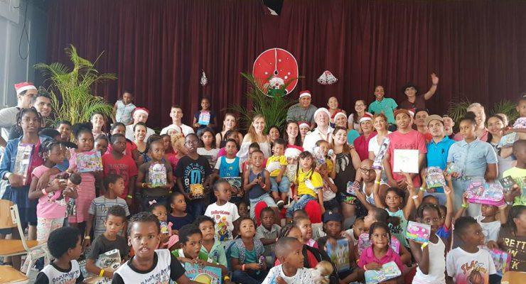 "FCCA en TCB organiseren ""Christmas Holiday Gift Project"""