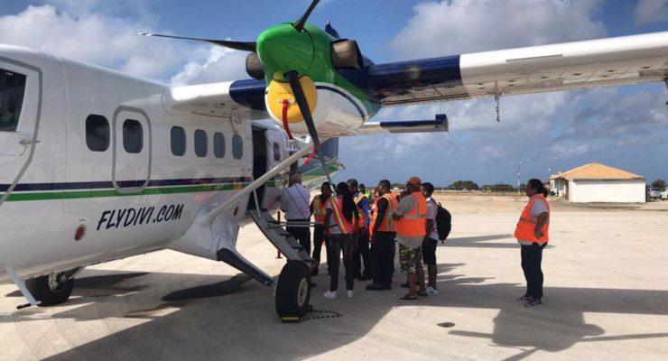 Divi twinotter ground crew training