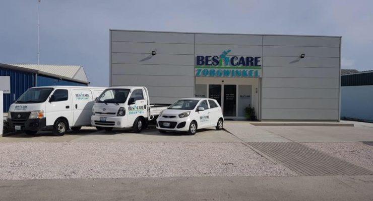 BESt Care Zorgwinkel op Bonaire, Saba en St Eustatius