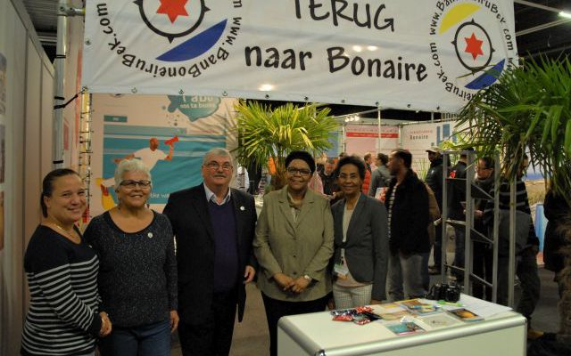 Stichting Ban Boneiru Bèk en OCAN gaan samen naar de EmigratieBeurs 2018