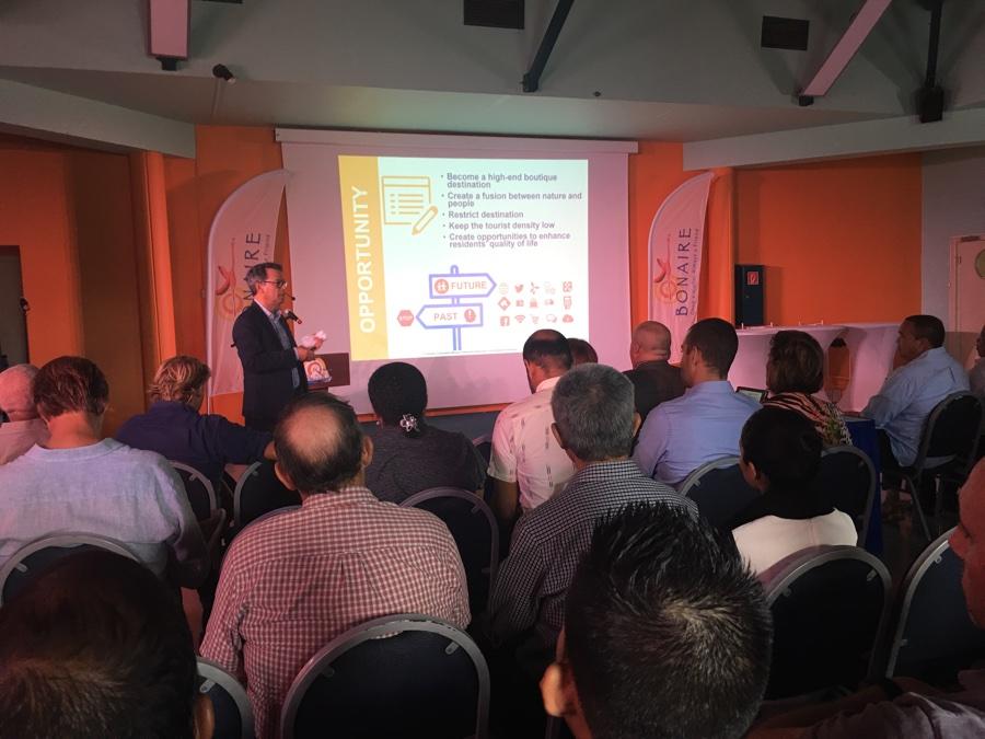 "TCB lanceert het ""Bonaire Strategisch Toerisme Plan"""