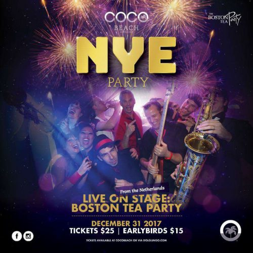 New Year's Eve Party @ Coco Beach | Kralendijk | Bonaire | Caribisch Nederland