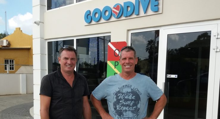 GOOODive Bonaire genomineerd door actionCOACH in San Diego