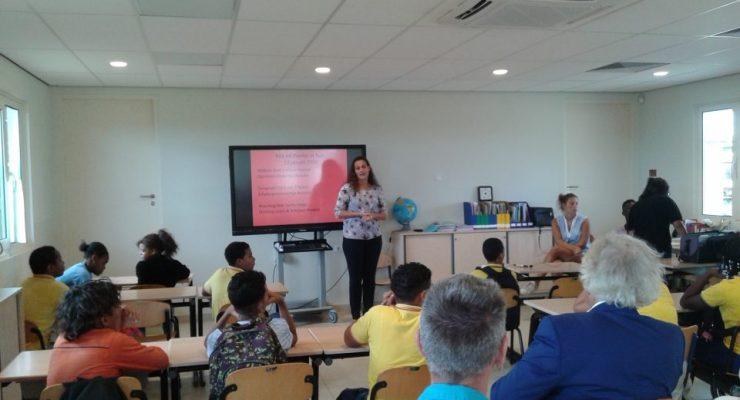 Kick off Extra Nederlandse taallessen voor groep 8