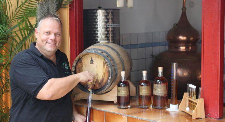 Cadushy Distillery is genomineerd als Beste Caribbean Rum Distillery 2018 door USA-today