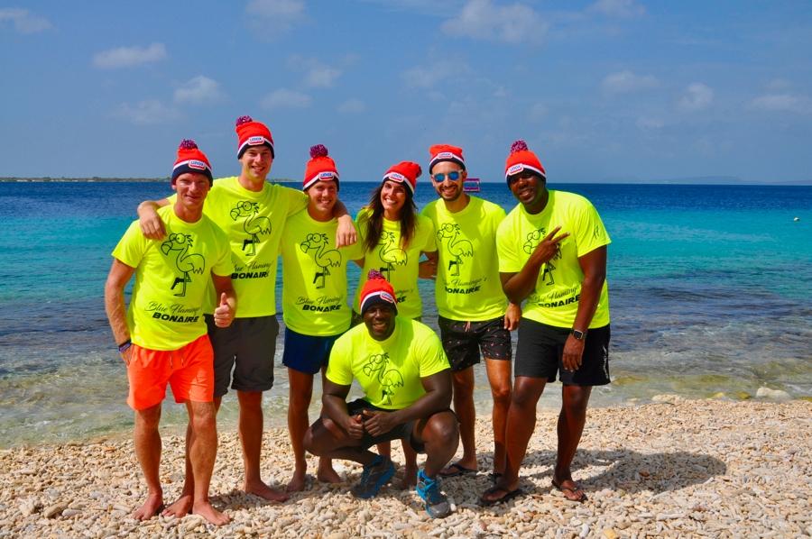 Nieuwjaarduik Bonaire 2018