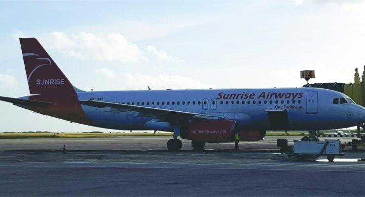 unrise Airways foto Harald Linkels