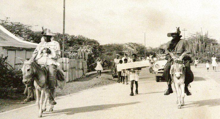 Bonaire Toen : Ezels en Paarden