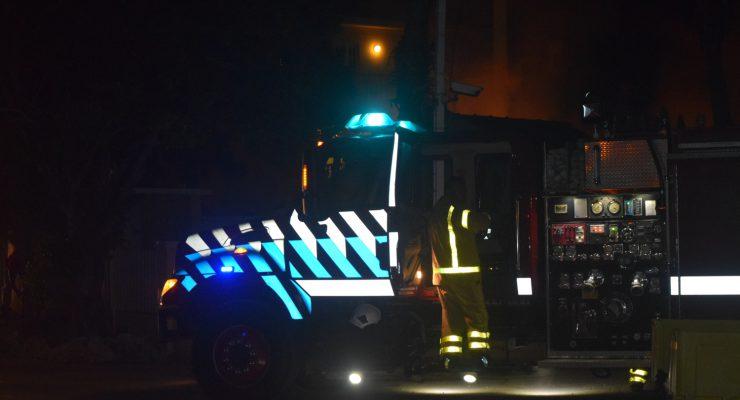 Uitslaande brand Buddy Dive leidt tot snel uitrukken brandweer