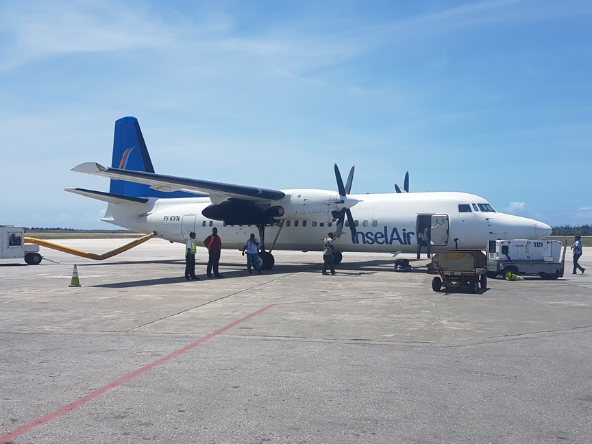 insel air fokker 50