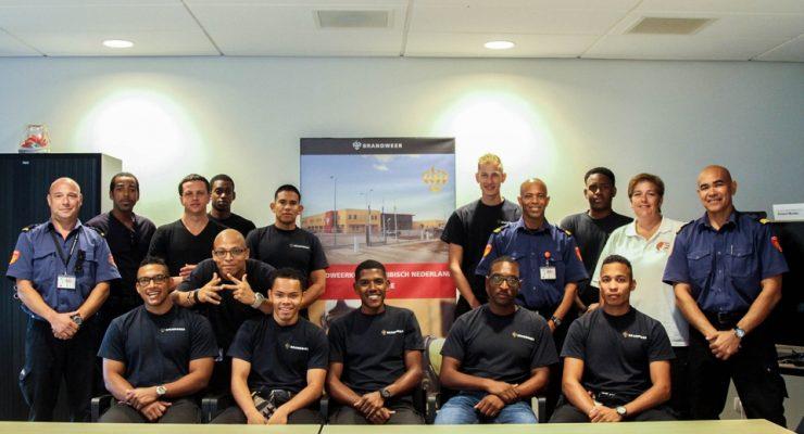 Opleiding nieuwe brandweermedewerkers via nieuw systeem