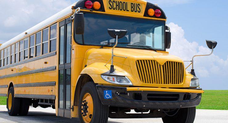 Registreer uw kinderen voor schoolvervoer
