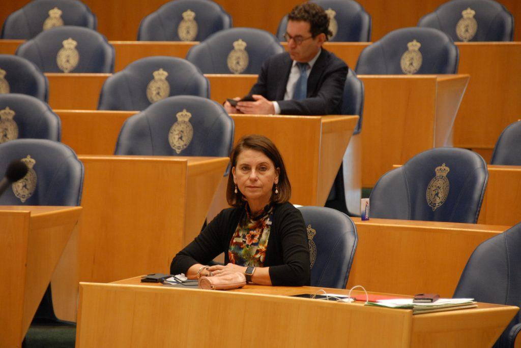 Kamervragen over noodfonds voor overzeese gebieden van de Europese Unie